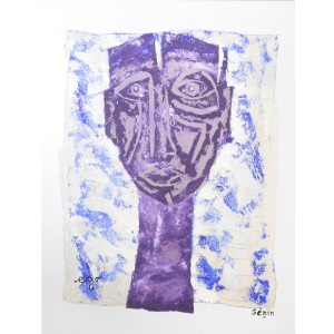 Ego Dim. :  45 x 55 cm