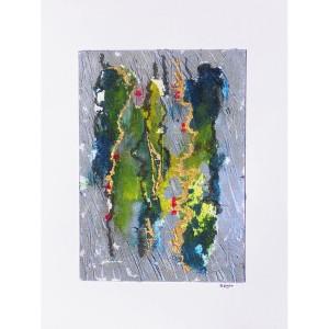 Improvisation Dim. : 18 x 24 cm