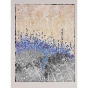 Champ de lavande Dim. : 50 x 70 cm