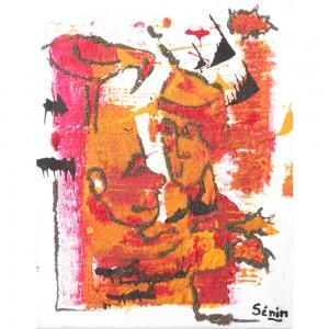 Le prince, le gnome et l'ibis Dim. : 20 x 30 cm